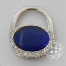 Anel de suspensão do saco do embutimento do diamante, gancho do metal (GZHY-BHR-064)