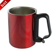 Нержавеющая сталь Вакуумные изоляционные кофе Кубок