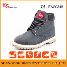Sapatos de segurança para escritório, sapatos de segurança policial (RS5240)