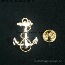 Fábrica de Mpb03 hacer insignias del Pin del metal de la forma del corazón / logotipo personalizado / diseño libre