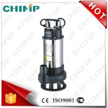 Bomba de água submersível Chimp 3inch para águas residuais de esgoto (V2200)