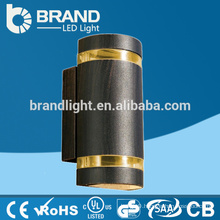 IP65 High Quality 2X5W Up Down Outdoor LED Wall Lamp,CE RoHS