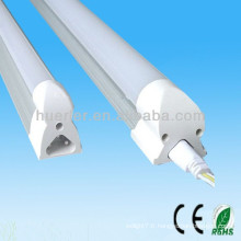Haute qualité avec bon prix smd3528 1200mm 1.2m 120cm 4ft 100-240v 85-265v 12v 24v conduit tube fluorescent 15w t5 led