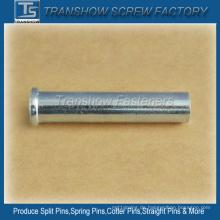 10 * 50mm Kohlenstoffstahl Solide Pin