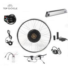 Kit de convenção elétrica de bicicleta TOP bateria Europa Samsung
