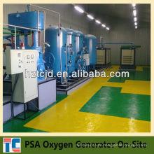 CE-Zulassung Sauerstoff-Anlage