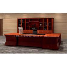 Classic Style CEO Directeur Bureau Executive Wooden Desk (HF-LTA201)
