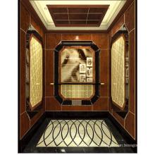 Ascenseur ascenseur de haute qualité miroir gravé Aksen Ty-K119
