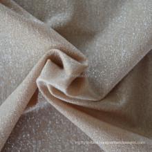 China wholesale 48% 45D nylon 14% 20D spandex 70D nylon silver yarn ultrathin fabric shiny metallic silver yarn fabric for bra