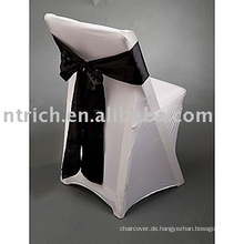 Folding Spandex Stuhlhussen