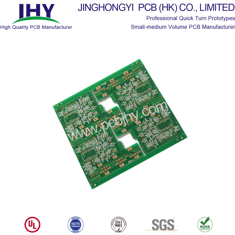 High-Tg circuit boards (HTg)