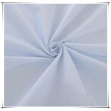 T/C 65/35 white woven shirting fabric