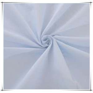 Hot Selling CVC 80/20 Bleach White Fabric For Shirts