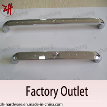 Venta directa de fábrica Aleación de zinc Cabinet manija de muebles (ZH-1099)