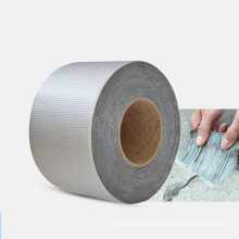 Factory Outlet Butyl Rubber Aluminum Foil Protection Tape