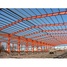 Steel Pre-Engineered Buildings for Construction Usage