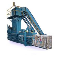 Fully Automatic Horizontal Hydraulic Waste Cardboard Press Baler,Full-automatic Straw Baler