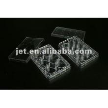 Культуры ткани пластины 6 скважин и 12 скважин