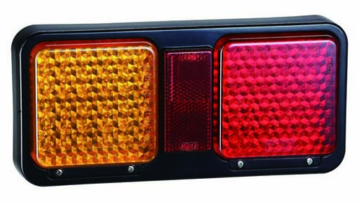 Heavy Truck Square Lamps