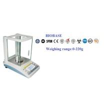 Calibración externa de la serie Ba-B Balance analítico electrónico con 0-220g