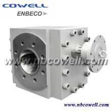 Bomba universal de engranajes de fusión para sistema de extrusión