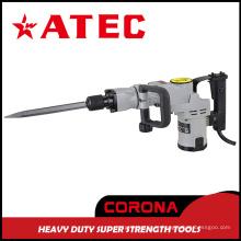 A construção do poder de demolição do cobre 65mm utiliza ferramentas o martelo elétrico (AT9250)