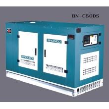 Мощный дизельный генератор с водяным охлаждением