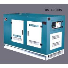 Gerador Diesel Silencioso Refrigerado a Água (BN-C50DS)