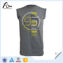 Cool Quick Dry Sublimation Laufbekleidung Polyester Singlet