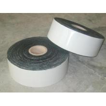 Полиэтиленовая лента с антикоррозионным покрытием белого цвета