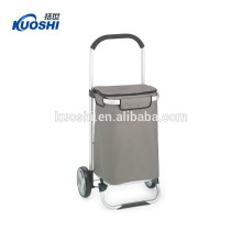 cheap shopping trolley bag with large wheels