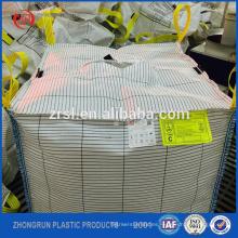 Jumbo Bag antiestático recubierto, conductivo tipo B, tipo C big bag 500-1000kg