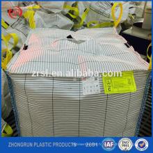 Sac Jumbo antistatique enduit, type conducteur B, type C big bag 500-1000kg