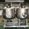 Shallow Sand Filter for Cooling Water Treatment