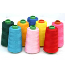 China Wholesale 100% Polyester Spun Yarn