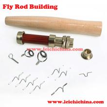 Composants de construction de Fly Rod