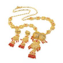 Venta caliente Xuping moda Bohemia estilo joyería conjunto (60268)