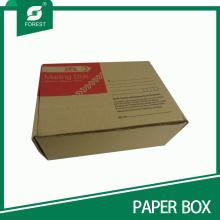 Embalaje ondulado de Kraft para embalaje