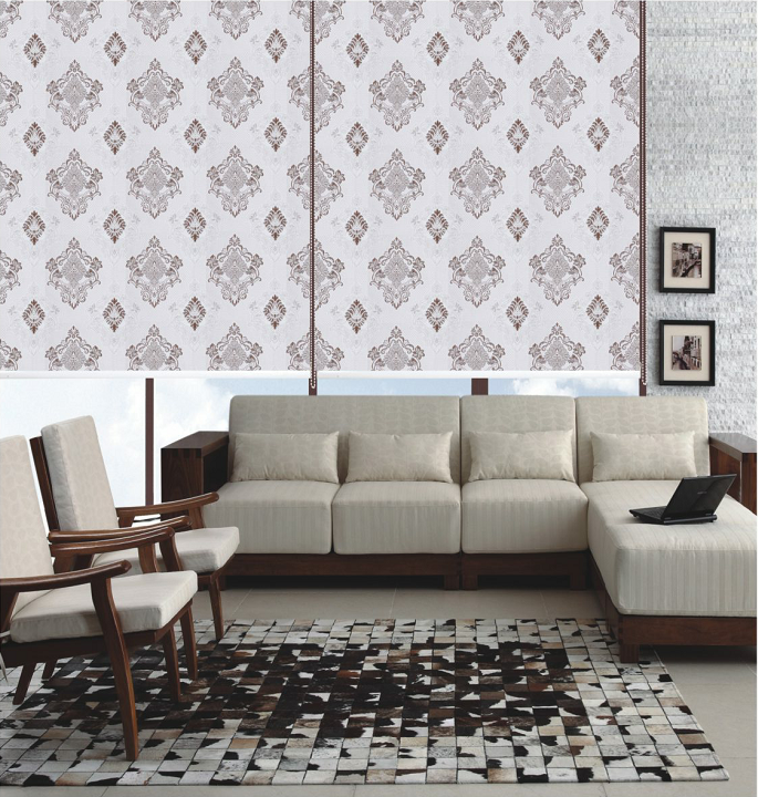 Roller Jacquard Curtain Blind