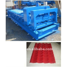full automatic glazed tile roofing roll forming machine