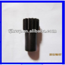 1.5 module Transmission gear parts with black oxide
