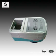 IC card prepayment water meter for domestic measuring the volume of water flow