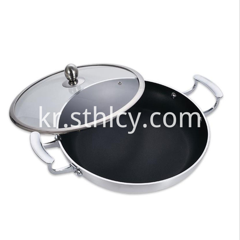 Stainless Steel Pan Dishwasher