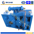 widely used screw extruder parts reduction gear