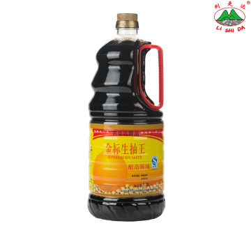 1.9L Plastikflasche Golden Mark Light Sojasauce