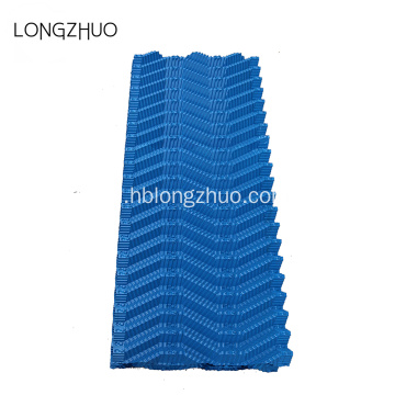 500mm S Wave PVC Cooling Tower Filter