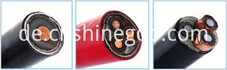 3.6/6kV 26/35kV XLPE Insulated Power Cable