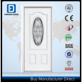 Fangda Pre-Hung Inner Glass Used as Shop Exterior Door,