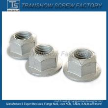 M14-1.5 GB6187 Prevailing Torque Locking Nut