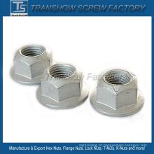M14-1.5 GB6187 Porca de bloqueio de torque predominante